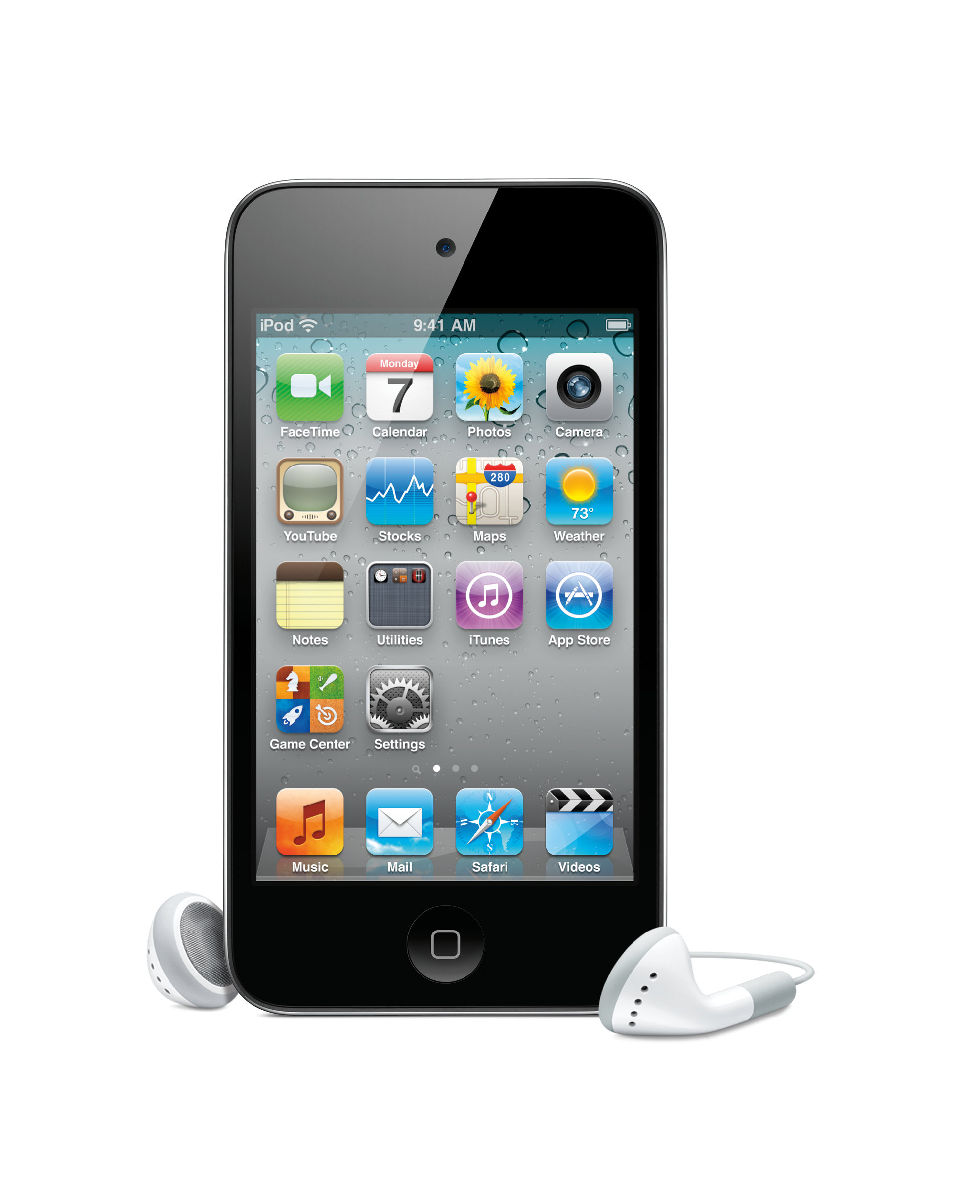 Apple Introduces New iPod Touch