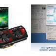 World's fastest single GPU graphics card -- P39281 in 3DMark Vantage!