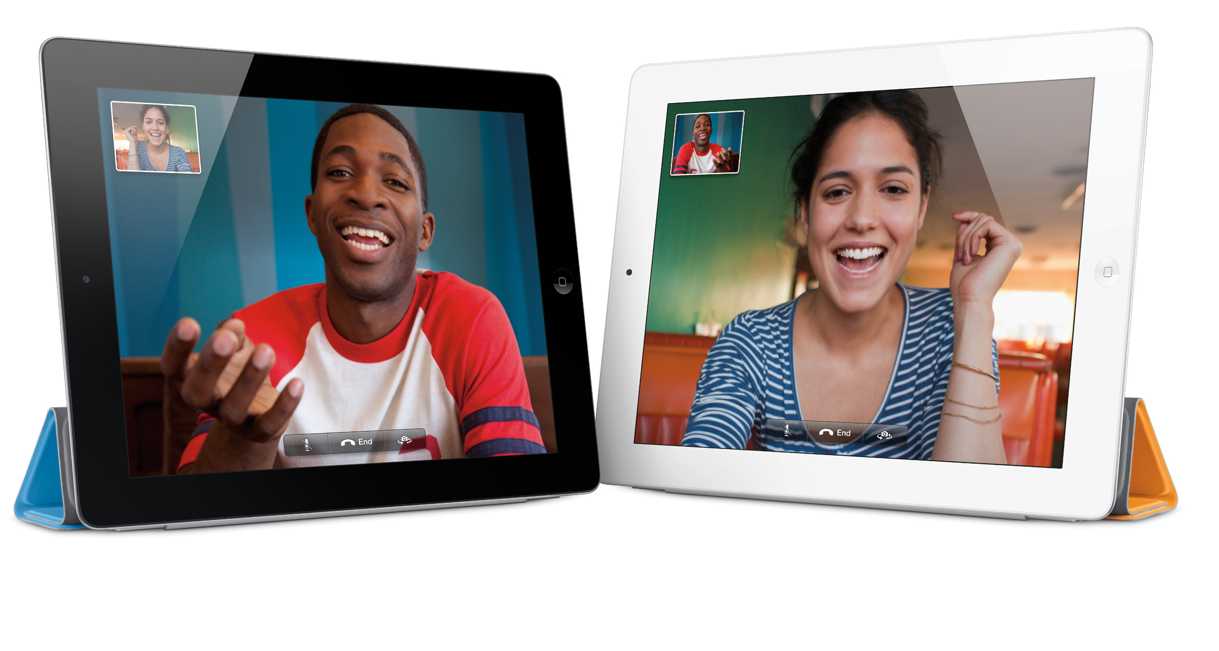 how to create facetime on ipad
