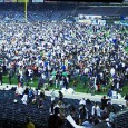 Hands were raised, people clapping their hands, people crying. Friday marked the launch of the twenty second annual Harvest Crusade at Anaheim Stadium in Anaheim, CA. Packed with 32,000 attendees from across […]