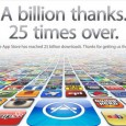 Apple's App Store Downloads Top 25 Billion