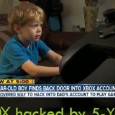 Meet  Kristoffer Von Hassel. He's managed to successfully bypass the Microsoft XBox Live Login screen. He's also only five years old. His parents realized after Christmas that he was managing to […]